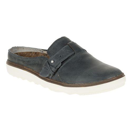 Womens Merrell Around Town Slip On Casual Shoe - Granite 9