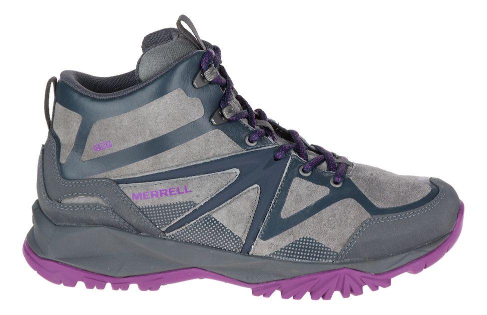 Merrell Capra Bolt Leather Mid Waterproof Hiking Shoe