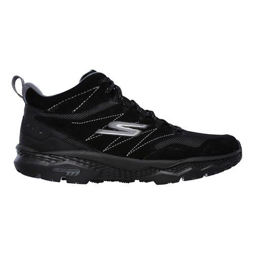 Mens Skechers GO Walk Outdoors Casual Shoe - Black 13