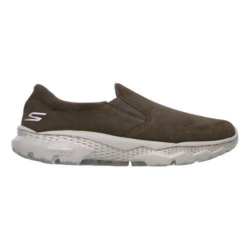Mens Skechers GO Walk Outdoors- Quest Casual Shoe - Khaki 8