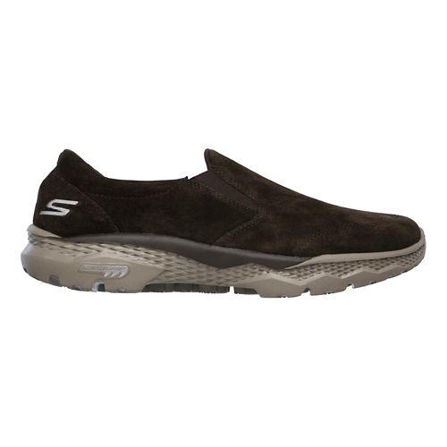 Mens Skechers GO Walk Outdoors- Quest Casual Shoe - Chocolate 11
