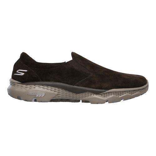 Mens Skechers GO Walk Outdoors- Quest Casual Shoe - Chocolate 8.5