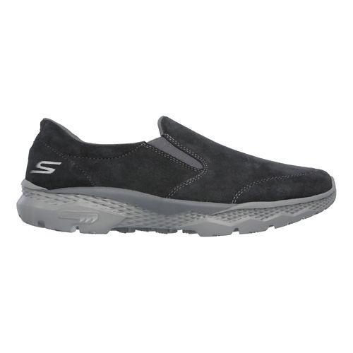 Mens Skechers GO Walk Outdoors- Quest Casual Shoe - Charcoal 9