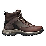 Womens Timberland Keele Ridge Waterproof Leather Mid Casual Shoe
