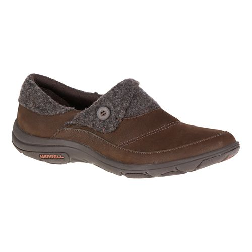 Womens Merrell Dassie Fold Moc Casual Shoe - Bracken 10