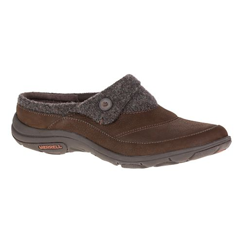 Womens Merrell Dassie Fold Slide Casual Shoe - Bracken 9