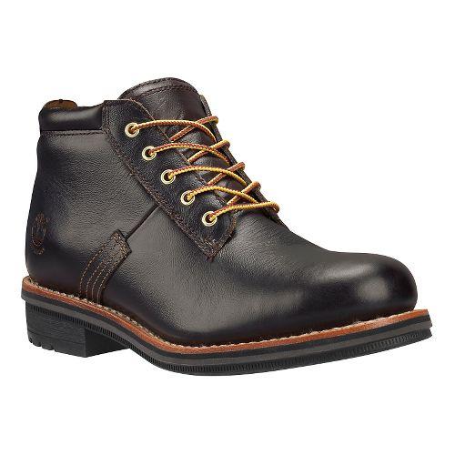 Mens Timberland Westbank Waterproof Chukka Casual Shoe - Dark Brown 10.5