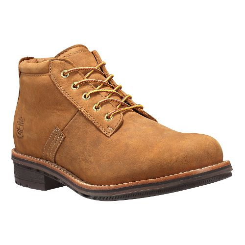 Mens Timberland Westbank Waterproof Chukka Casual Shoe - Wheat 9