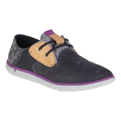 Womens Merrell Duskair Smooth Casual Shoe - Black 7