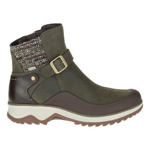 Womens Merrell Eventyr Strap Waterproof Casual Shoe - Bungee Cord 7