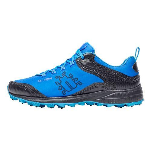 Mens Icebug Aurora BUGrip Running Shoe - Cobalt/Black 11.5