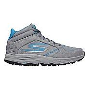 Womens Skechers GO Trail Boot Trail Running Shoe