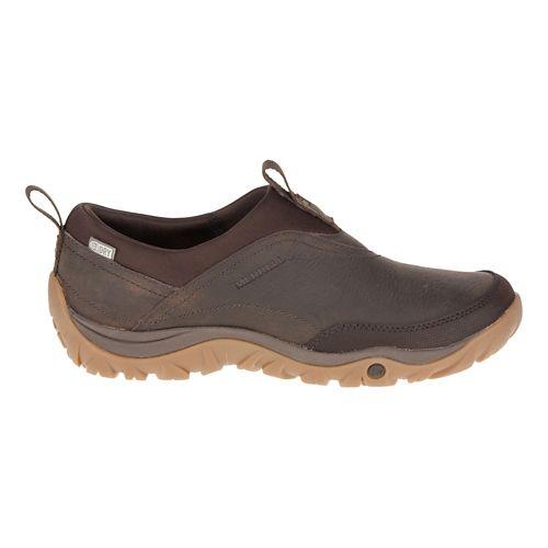 Womens Merrell Murren Moc Waterproof Casual Shoe - Bracken 8