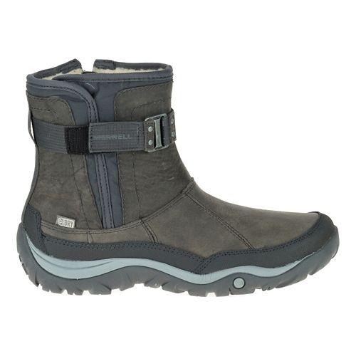 Womens Merrell Murren Strap Waterproof Casual Shoe - Pewter 11