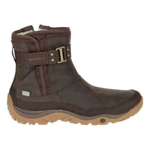 Womens Merrell Murren Strap Waterproof Casual Shoe - Bracken 8.5