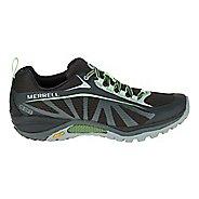 Womens Merrell Siren Edge Waterproof Hiking Shoe - Black/Paradise 7