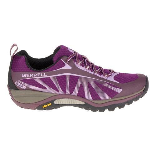 Womens Merrell Siren Edge Waterproof Hiking Shoe - Huckleberry 7.5