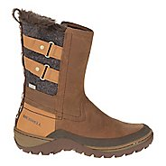 Womens Merrell Sylva Mid Buckle Waterproof Casual Shoe