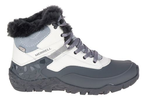 Womens Merrell Aurora 6 Ice+ Waterproof Casual Shoe - Ash 5