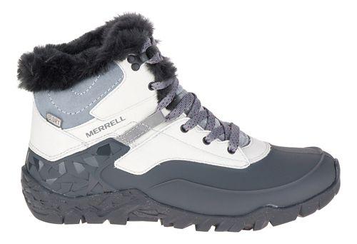 Womens Merrell Aurora 6 Ice+ Waterproof Casual Shoe - Ash 8.5
