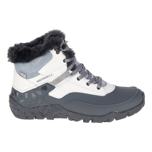 Womens Merrell Aurora 6 Ice+ Waterproof Casual Shoe - Ash 9