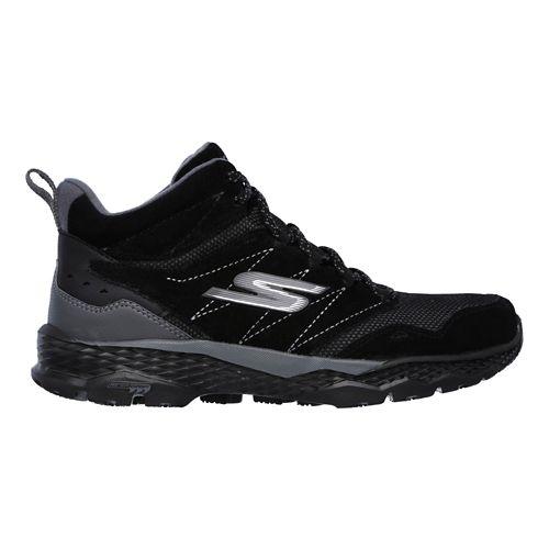 Womens Skechers GO Walk Outdoors Casual Shoe - Black 10