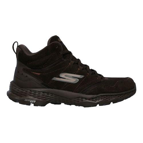 Womens Skechers GO Walk Outdoors Casual Shoe - Chocolate 6.5