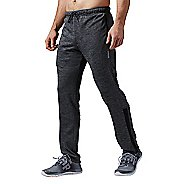 Mens Reebok Work Out Ready Melange Graphic Pants