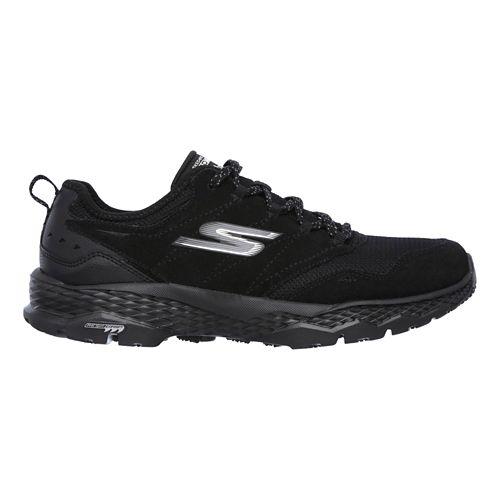 Womens Skechers GO Walk Outdoors Casual Shoe - Black 11