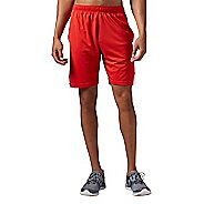 Mens Reebok Work Out Ready Textured Unlined Shorts