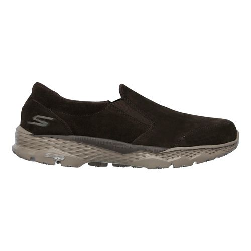 Womens Skechers GO Walk Outdoors Casual Shoe - Chocolate 10
