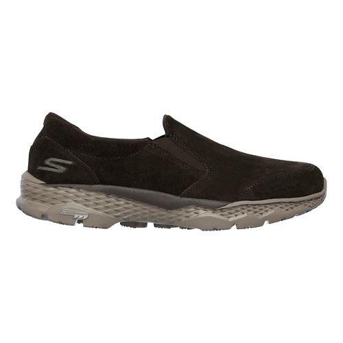 Womens Skechers GO Walk Outdoors Casual Shoe - Chocolate 5.5