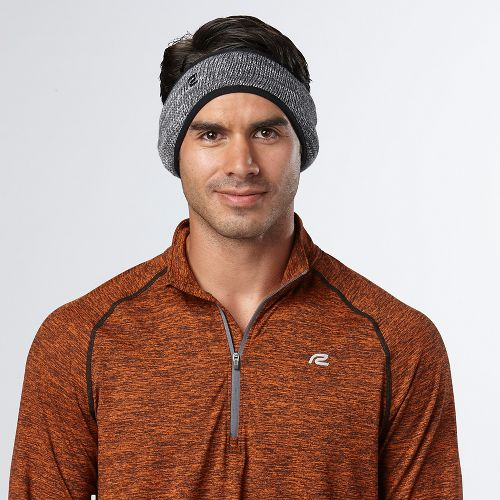 R-Gear Total Training Knit Ear Warmer Headwear - Heather Charcoal