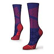 Womens Stance Fusion Run Taekuk Crew Socks