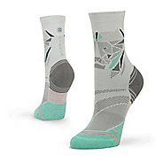 Womens Stance Fusion Run Fleshman Crew Socks