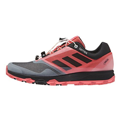 Womens adidas Terrex Trailmaker GTX Trail Running Shoe - Blush/Black 8