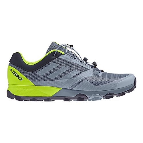 Mens adidas Terrex Trailmaker Trail Running Shoe - Steel/Grey 9.5