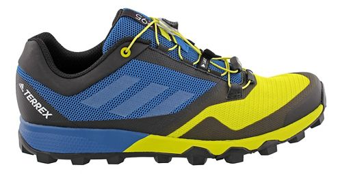 Mens adidas Terrex Trailmaker Trail Running Shoe - Blue/Black 14