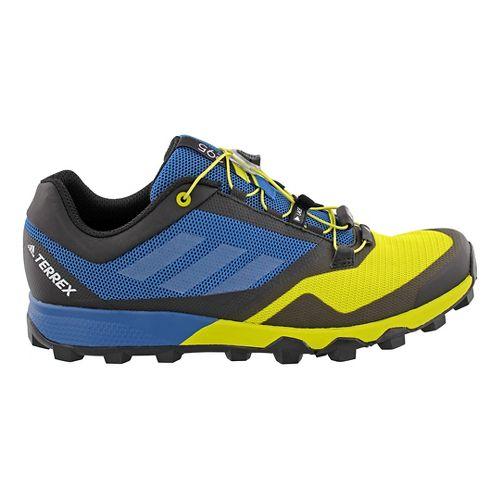 Mens adidas Terrex Trailmaker Trail Running Shoe - Blue/Black 8