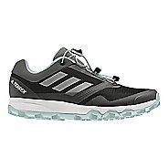 Womens adidas Terrex Trailmaker Trail Running Shoe - Black/Green 10.5