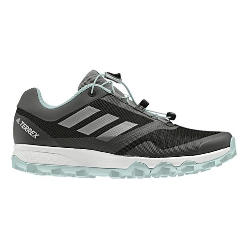 Womens adidas Terrex Trailmaker Trail Running Shoe - Black/Green 9.5