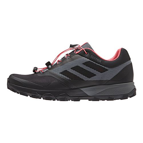 Womens adidas Terrex Trailmaker Trail Running Shoe - Grey/Blush 7