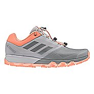 Womens adidas Terrex Trailmaker Trail Running Shoe - Grey/Coral 6.5