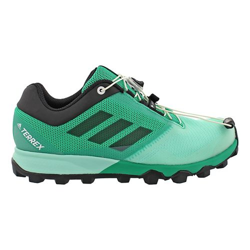 Womens adidas Terrex Trailmaker Trail Running Shoe - Green/Black 9.5