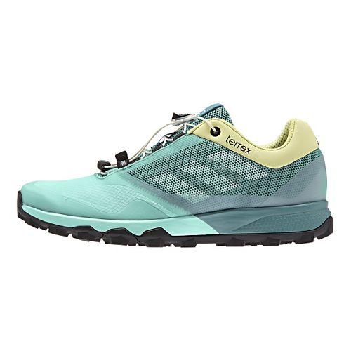 Womens adidas Terrex Trailmaker Trail Running Shoe - Ice Green/Steel 9.5