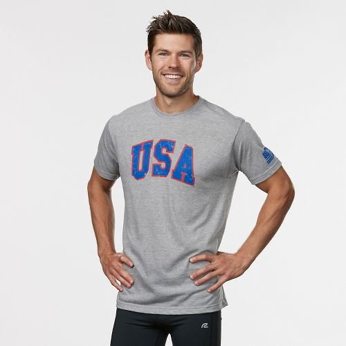 Men's Road Runner Sports�USA Graphic Tee