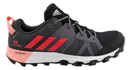 Womens adidas Kanadia 8 TR Trail Running Shoe - Pink 6.5