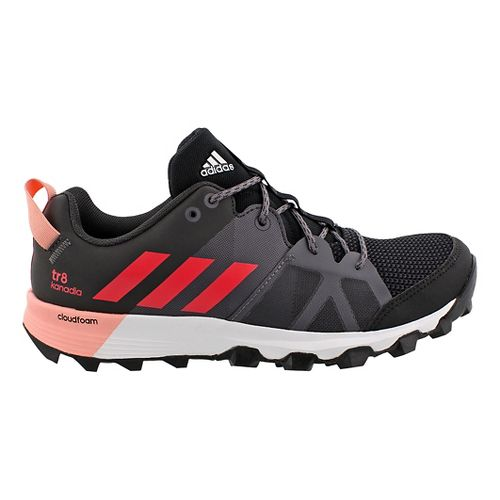 Womens adidas Kanadia 8 TR Trail Running Shoe - Pink 7.5