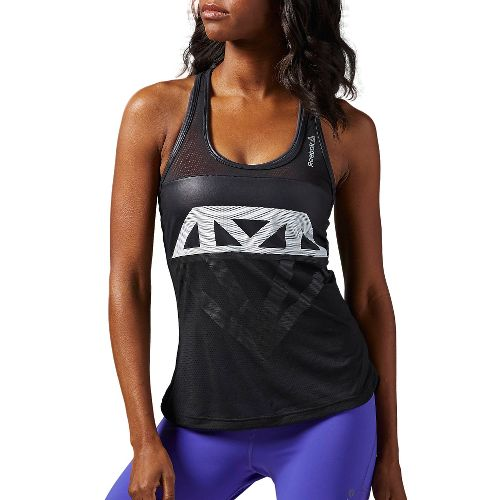 Women's Reebok�Dance Mesh Graphic T
