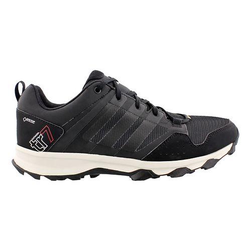 Mens adidas Kanadia 7 Trail GTX Trail Running Shoe - Grey/White 7.5